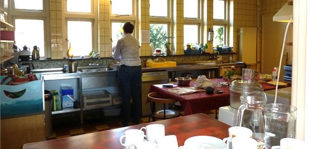 De Geershof - keuken
