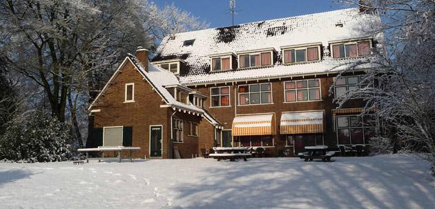De Geershof - een wintersprookje